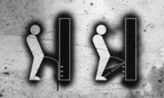 nestettä hylkivä pinnoite seinässä pompauttaa virtsan tulosuuntaan