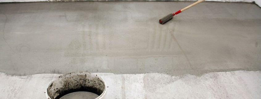 betonimaali on helppo levittää myös itse