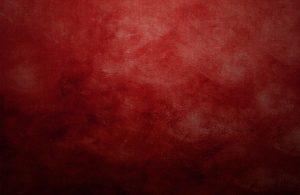 punainen seinä jossa kalkkimaali
